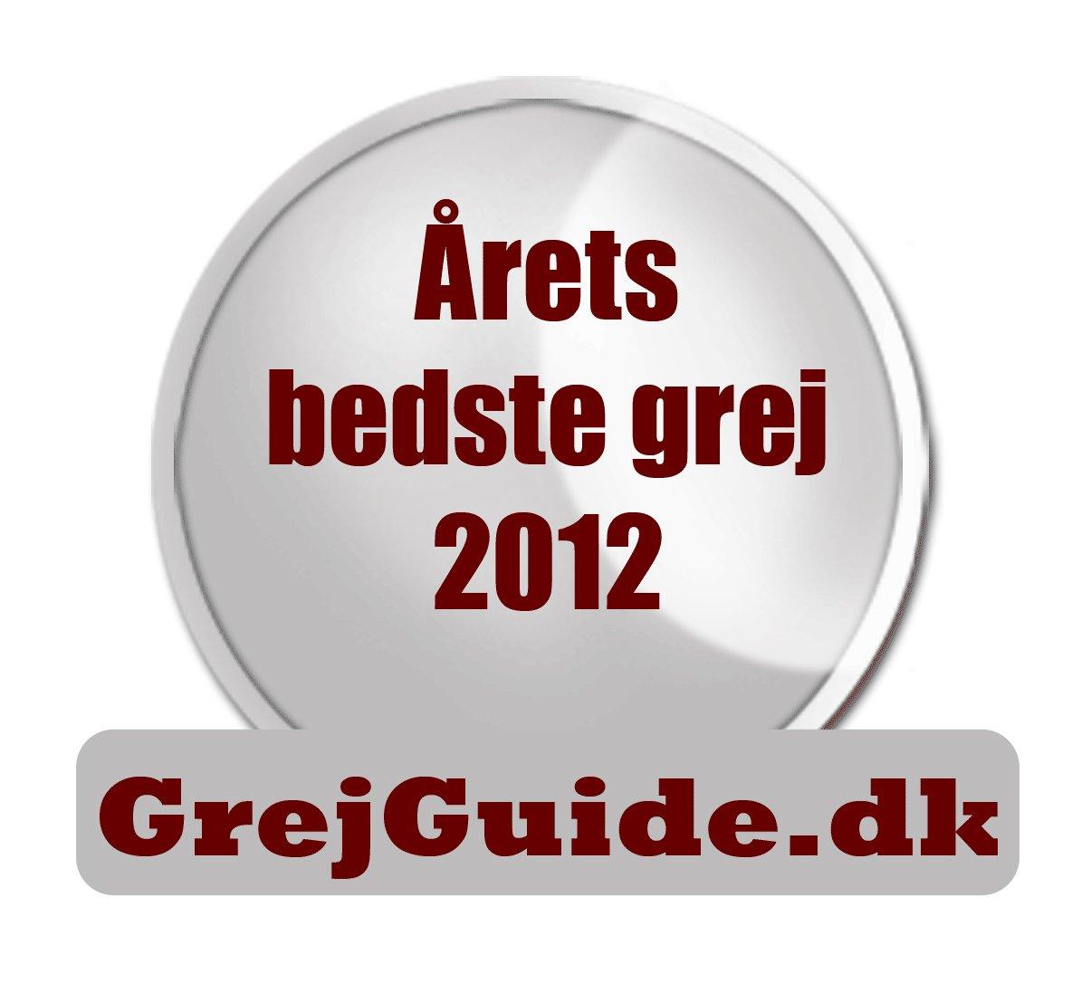 Årets bedste grej 2012
