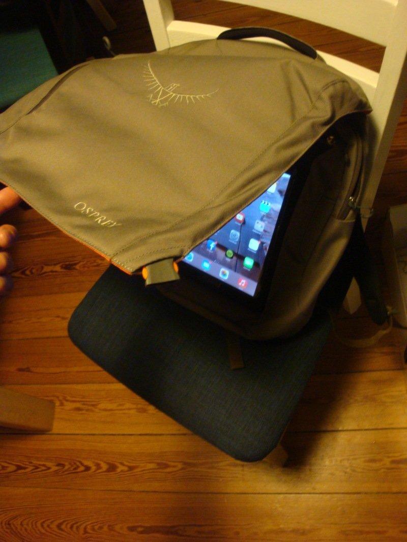 Osprey Pixel Port rygsæk til iPad
