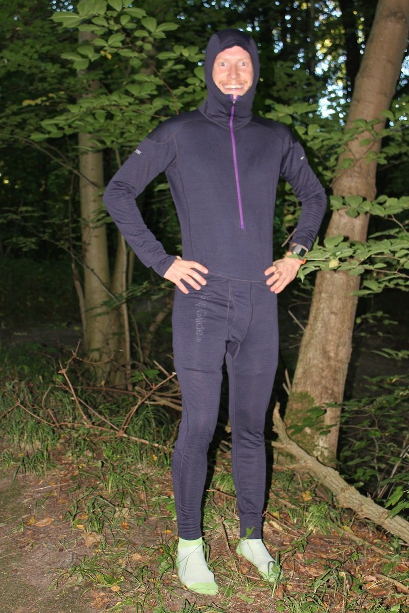 Patagonia Capilene 4 Expedition Weight One Piece Suit