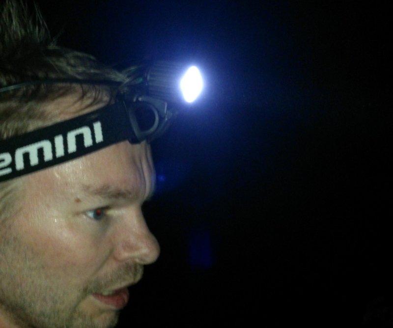 Gemini Xera test af pandelampe og MTB-lys