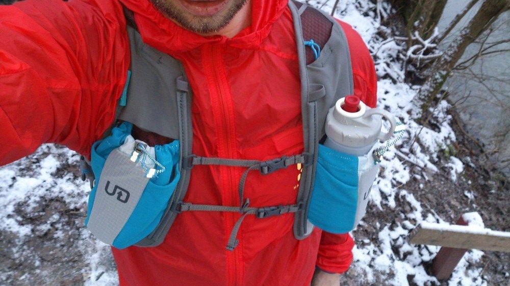 Ultimate Direction SJ Ultra vest 2.0 test
