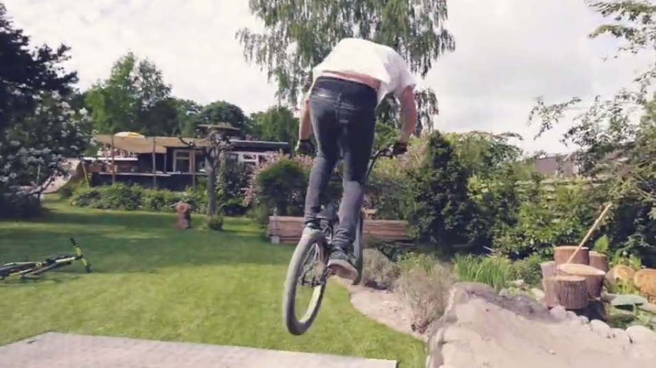 Video: Fra Dannys baghave BMX/MTB