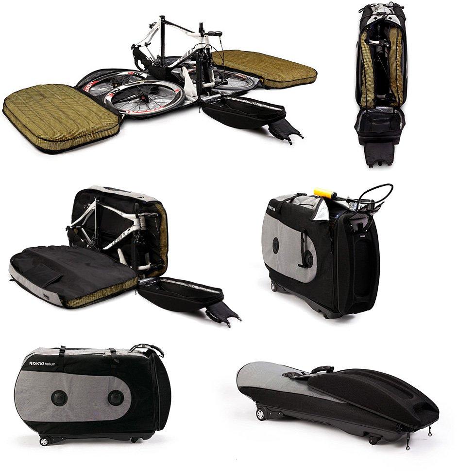 test af biknd helium bike case