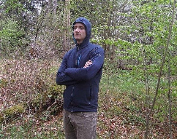Icebreaker Quatum Long Sleeve Zip Hood  test og anmeldelse