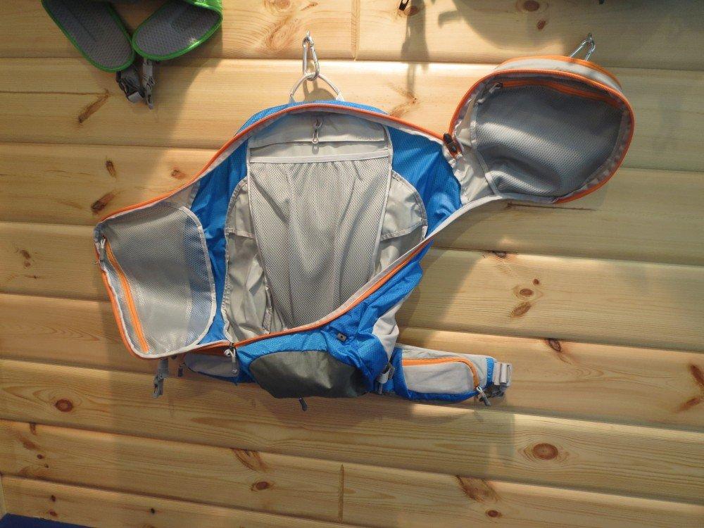 Outdoor Show - Del 3 bl.a. med lækre daypacks