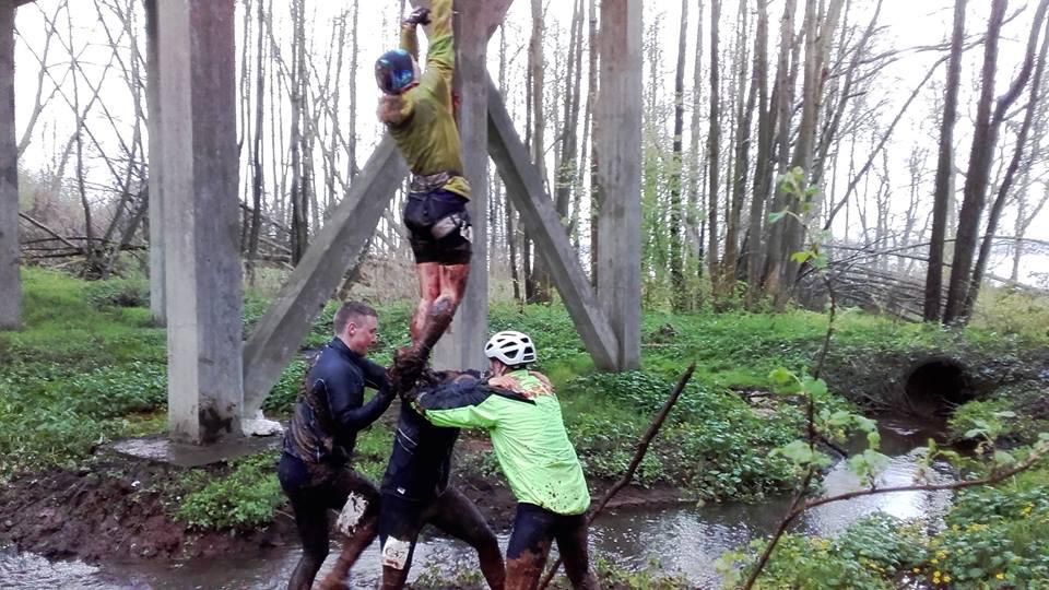 Adventurerace 1864 - Krigen mellem mand og mudder