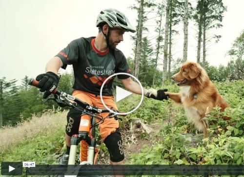 Video: Trail builder, Esben Hauerbach Kronborg