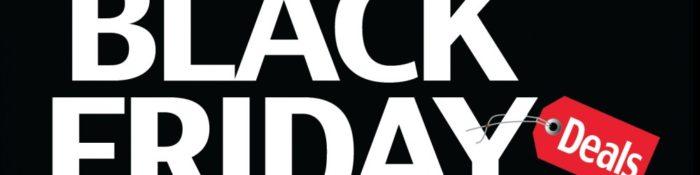 Black Friday 2020 - et overblik for de aktive