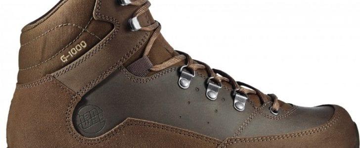 Hanwag Tudela Light - Test af støvle
