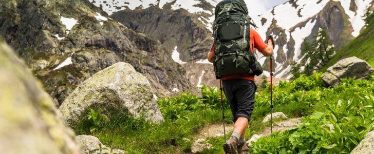 Guide og test rygsæk vandring