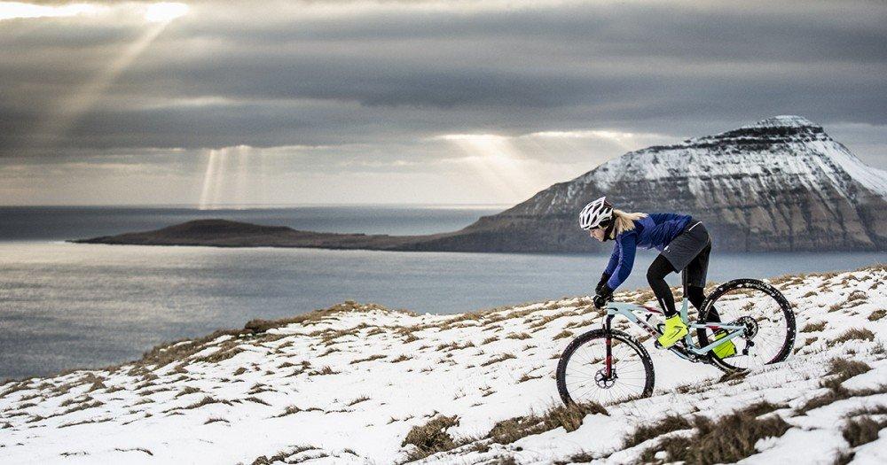Bedste cykeltøj til vinter