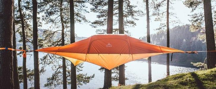 Tentsile Stingray - flyvende telt
