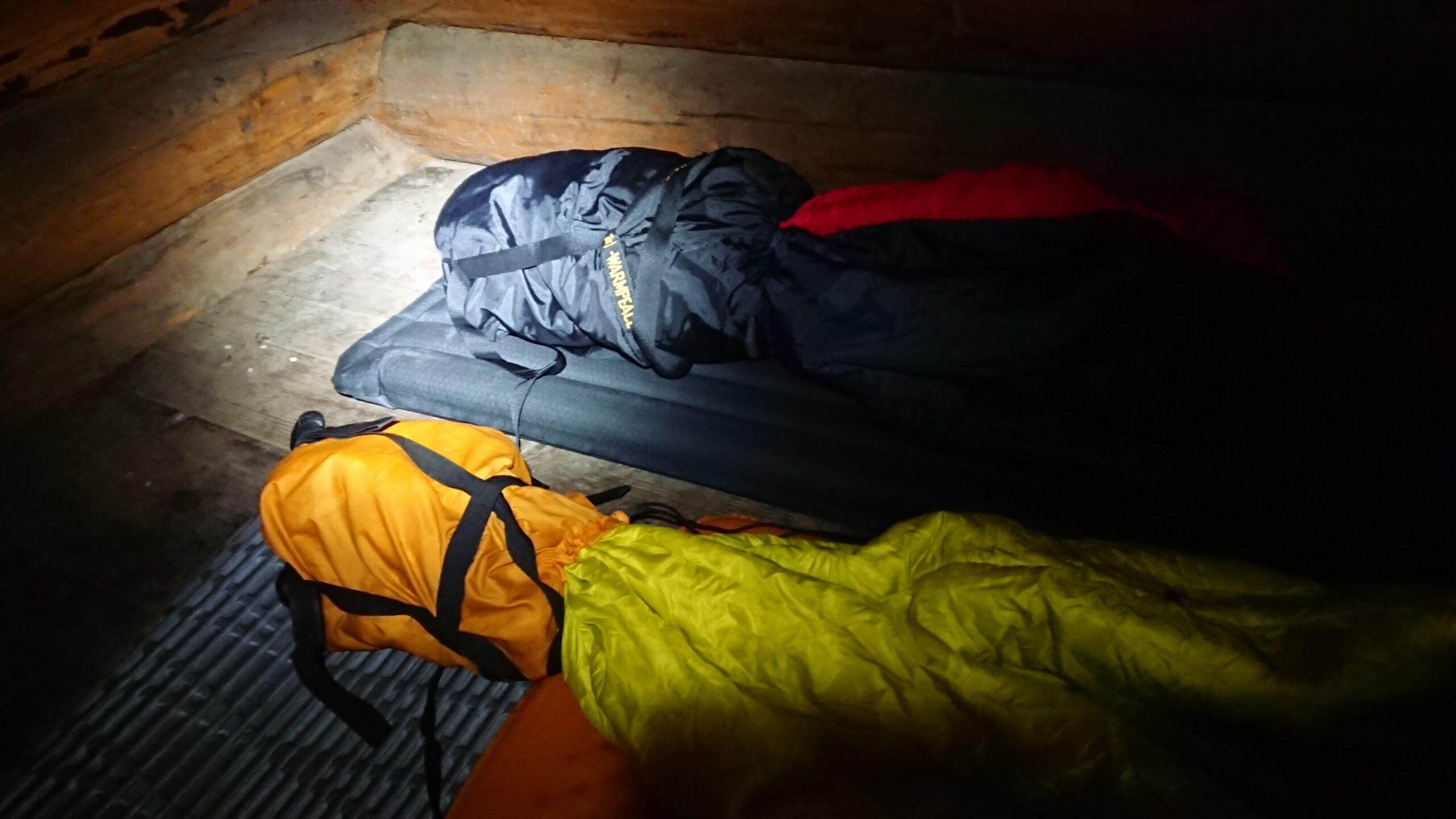 Valg af soveposer