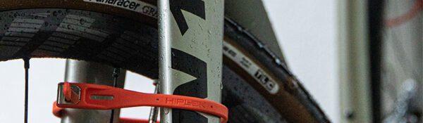 Letvægts lås til cykler, løbehjul, tasker og rygsække